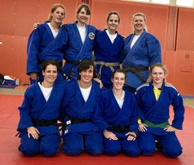 Regensdorfer Damen Judo Team gewinnt Regionalliga!