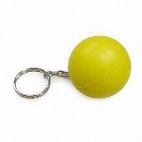 stress ball keyring