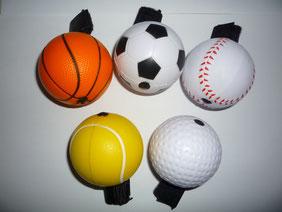 sling yoyo stressball