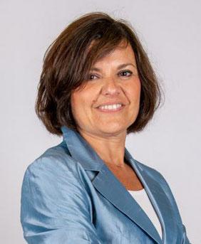 Milan-born Enrica Calonghi is head of AFKLMP'S pharma business  -  image: AF-KLMP