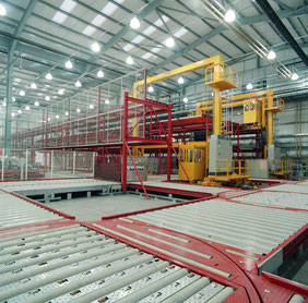 Lodige unit contracted by the UK's Royal Mail Group at London Heathrow