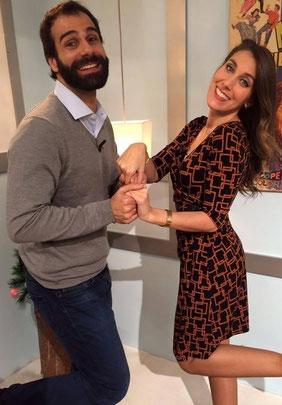 Programa de TVE1 'Esto es vida' (Los Casado)