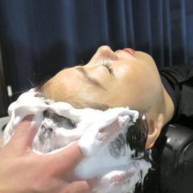 Manoukian 代表 TSUYOSHI 六本木美容室 麻布美容室 髪質改善 ヘアケア トリートメント  ヘッドスパ 抗酸化 プラチナカラー 濃密炭酸アロマヘッドスパ