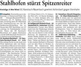 Quelle: Westerwälder Zeitung vom 25.03.2013