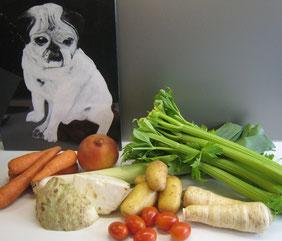 Küchen-Mops Augenschmaus-Rezepte