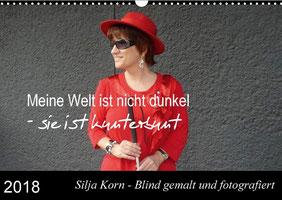 """""""Blind gemalt und fotografiert"""""""