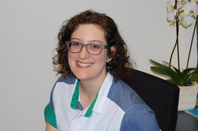 Ernährungsberaterin Sarah Mary
