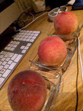 桃 品種 食べ比べ どれが美味しい