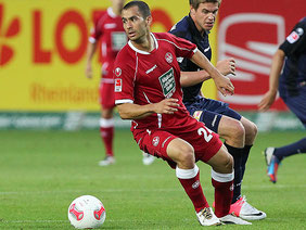 Gil Vermouth im Trikot des 1. FC Kaiserslautern