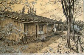 Casa en Lo Miranda 2009