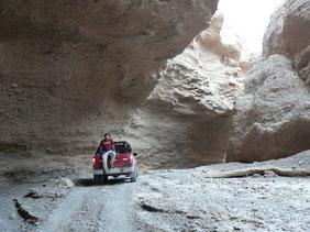 Enclave del desierto de Atacama catalogado como el punto más seco del mundo. ©Armado Azúa-Bustos