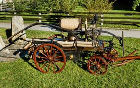 alte Pumpe von 1895
