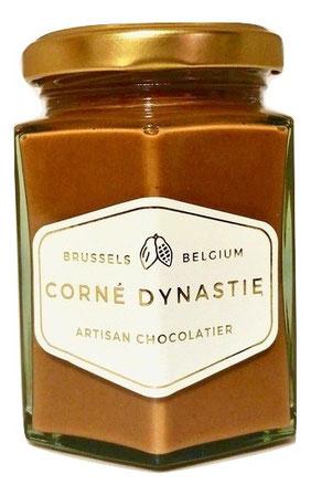 pate a tartiner - chocolat praliné au lait - Corné Dynastie - Choco lait - chocolat