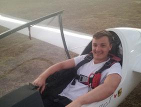 Pilot Christoph