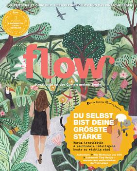 Flow - Kreativität ist der Garten meiner Seele