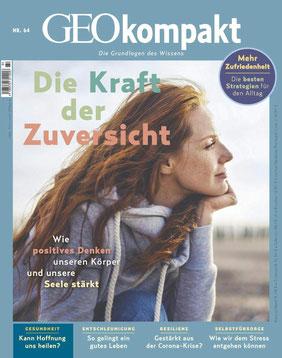 GEO Kompakt Nr. 64 Die Kraft der Zuversicht - Die besten Magazine und Zeitschriften