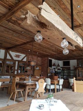 Café in gemütlicher Atmosphäre