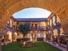 Hôtel de luxe du Pérou