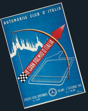 XVIIº Gran Premio de Italia de 1947