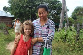 Avec Mama Daeng aux 4000 îles