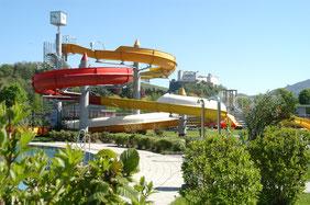Schwimmkurse im Freibad Leopoldskron