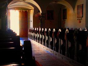 die Wallfahrts-Kirche von Klein Mariazell