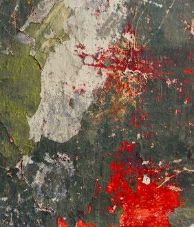Bildmposition in rot-weiss
