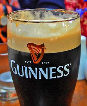 Guinness Beer die einmalige Marke