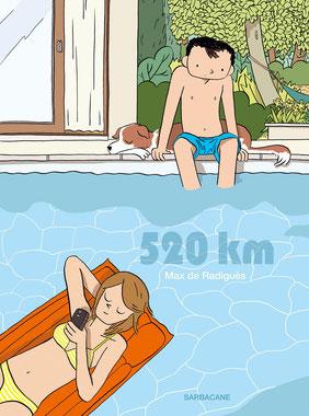 520km, de Max de Radiguès.