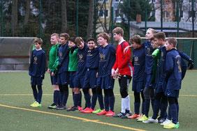 1.C: SSC Teuonia nach Spitzenspiel in Köpenick