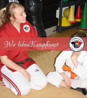 Event Specialisting in der towasan karate schule muenchen