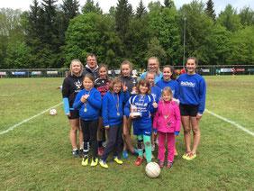 Erfolgreiche Jugendmannschaften des TVHs beim Turnier in Denanch