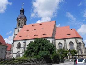 St. Marien und Laurentius Dippoldiswalde