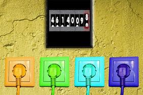 Ahorro en la factura de electricidad