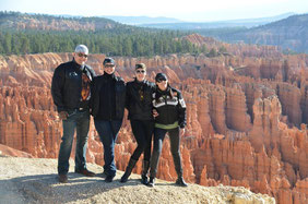 WildWest Motorradreisen Bryce Canyon EagleRider