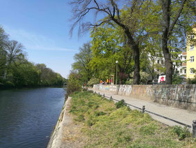 Top 5 jogging routes in Berlin