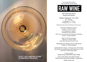 raw wine winefair