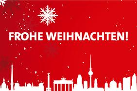 Weihnachten ist rot-weiß Foto: SPD Friedrichshain Kreuzberg