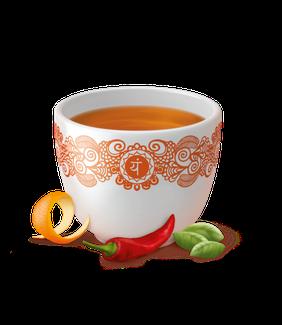 Yogi Tea Lebensfreude Bio - Empfehlung Der Genuss dieses köstlichen Tees wärmt unsere Seele - Ayurvedische Kräuter- und Gewürzteemischung