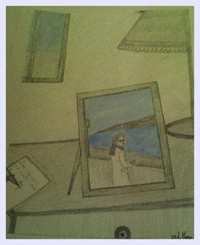 Quella penna sulle scale - Personale A. Marra-