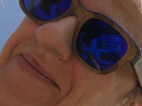 Entspannt dank filter your life: Die aufgeklebten Nasenfilter