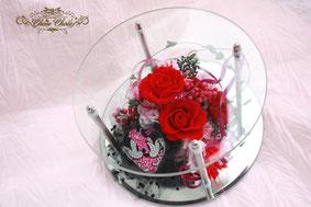 誕生日 婚約指輪  フラワーギフト プレゼント プリザーブドフラワー