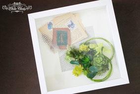 結婚祝い ウェディング インテリア グリーン 多肉 ナチュラル フラワーギフト プレゼント プリザーブドフラワー