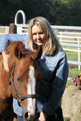 Vertrauen zwischen Pferd und mensch ist die Basis allen Miteinanders