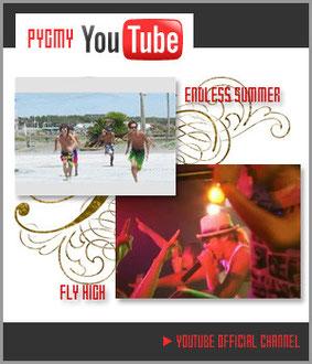 PYGMY,ピグミー,ホームページ,website,HIROYUKI,ATS,NOT END,DAYI,動画,映像,YouTube,