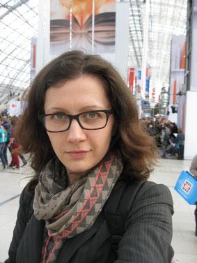 Claudi Feldhaus Autorin