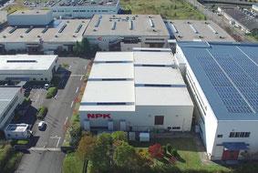Nabari Factory, Construction, Chemical Engineering, Equipment, Nabari Plant, NPK, Nippon Pneumatic, NPK Japan