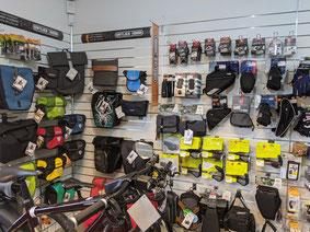 Große e-Bike Zubehör Auswahl