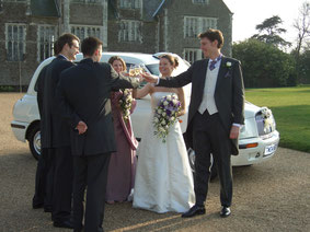 Wedding Cars Guildford
