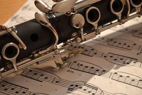 Ecole de musique EMC à Crolles - Grésivaudan : cours de clarinette, DR